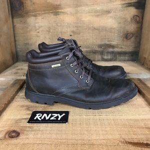 Rockport HydroShield Waterproof Leather Boot